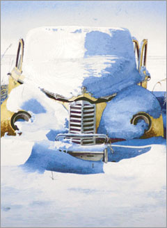 Bob Pitzel - Sold Transportation Paintings